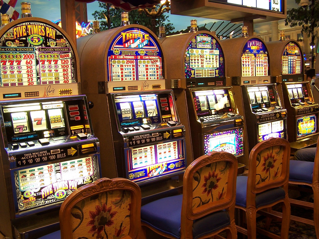 beat the house playing real money slot machines online